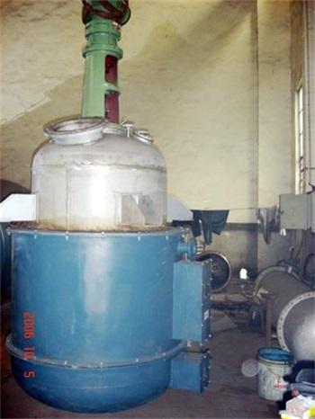 远红外碳化硅电加热反应釜系列