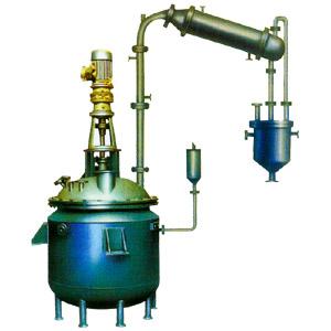 树脂反应釜成套设备